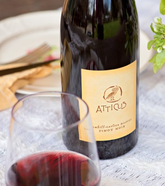 Atticus Wine Pinot Noir